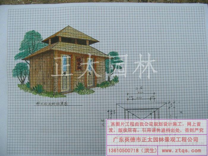 最新景观树池手绘 景观手绘线稿 景观小品手绘效果图